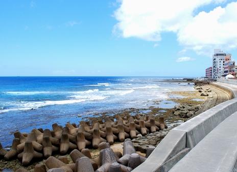 砂辺ビーチ - 宮城海岸